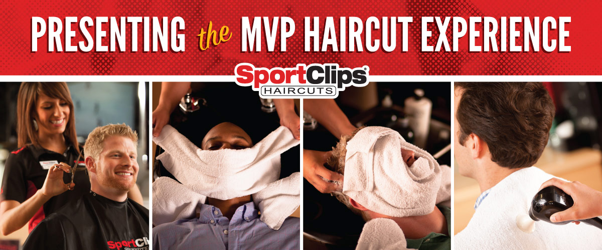The Sport Clips Haircuts of Largo  MVP Haircut Experience